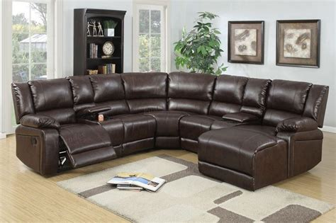4 leather sofa set 1000 ideas about reclining sectional on