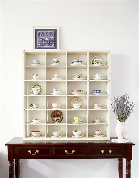 best 25 tea cup display ideas on