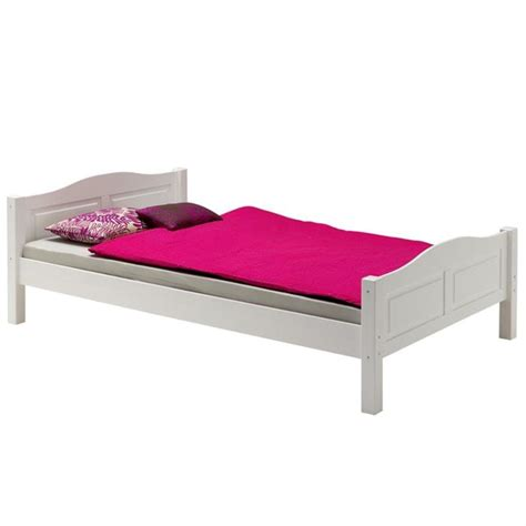 Bett Real by Bett Landhausbett Henrik 120x200 Cm Wei 223 Real