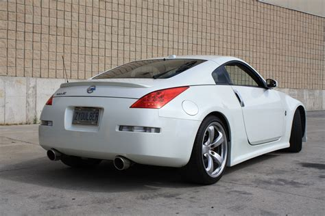 2008 Nissan 350z Touring by Colin8868 2008 Nissan 350zgrand Touring Coupe 2d Specs
