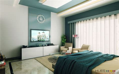 Interior Design For Bedroom Walls White Aqua Blue Modern Bedroom Interior Design Ideas