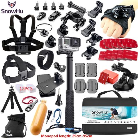 for gopro snowhu for gopro accessories for gopro accessories set for