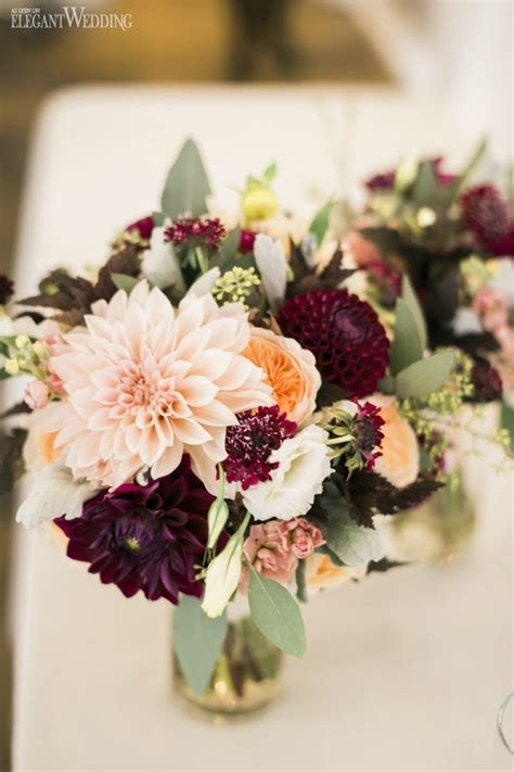 burgundy wedding table centerpieces 25 best ideas about fall wedding decorations on