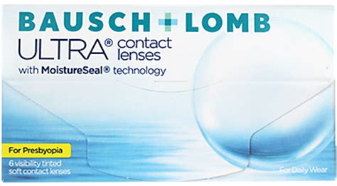Bausch & Lomb ULTRA Contacts for Presbyopia 6 Pack | 1-800 ... 1 800 Contacts Rebates
