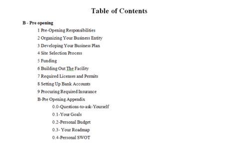 small business operations manual template fleet management logistics