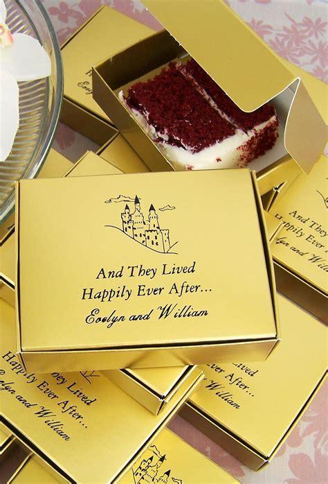 5 x 4 Cake Slice Favor Boxes (Set of 50)   Wedding dreams