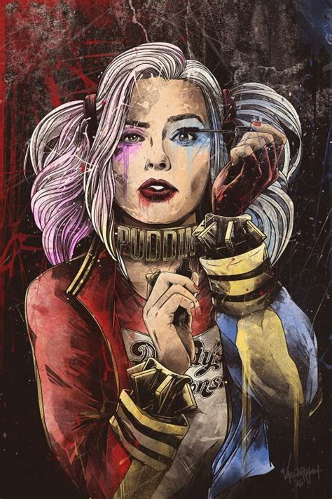 Zefora Top Wb Dc 697 best images about harley quinn on dc comics margot robbie and wb