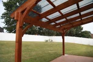 Polycarbonate Pergola Roof polycarbonate covered pergola the customer was pleased