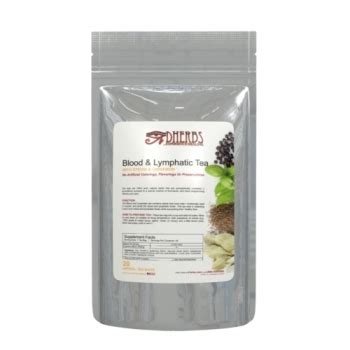 Lymphatic System Detox Tea by Blood And Lymphatic Tea 5437 9 95 Dherbs Herbal