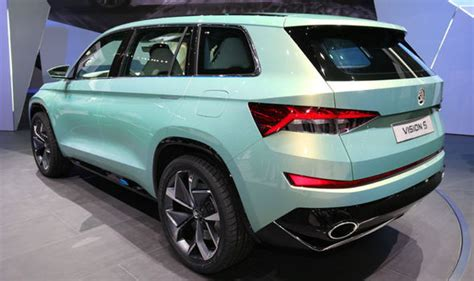 car maker skoda reveals kodiaq is the name of its