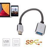 Lexcron Konektor Usb Type C Maleto Micro Usb universal micro usb 2 0 5 pin tablet otg cable adapter