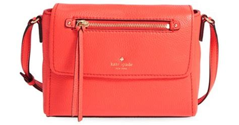 Kate Spade Andalucia Mini Plie Purse by Kate Spade New York Cobble Hill Mini Toddy Leather