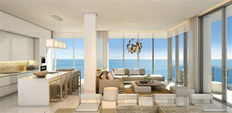 Luxury Home Floorplans Miami Penthouses Luxury Penthouses 1 Hotel Amp Homes