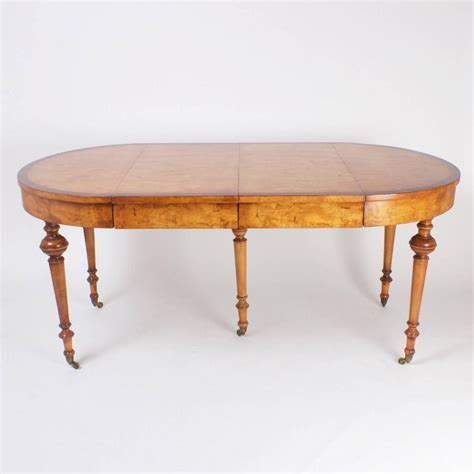 best expandable dining tables napoleon iii expandable dining table with a rare burled