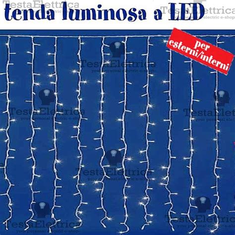 tenda luminosa led tenda luminosa a led natalizia sconto per quantit 224