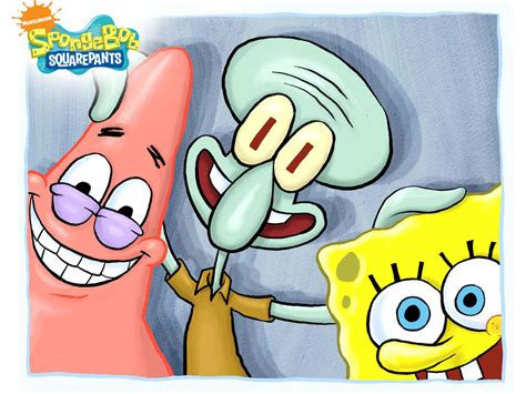 kumpulan gambar kartun spongebob warna warni blog