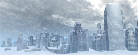 Ice Age R City | a mini ice age is coming in the next 15 years