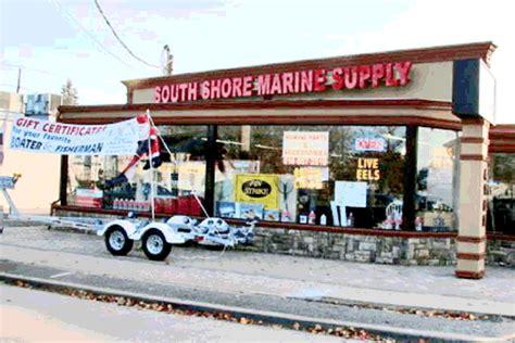 the fisherman magazine directory south shore marine - Boating Supply Magazine