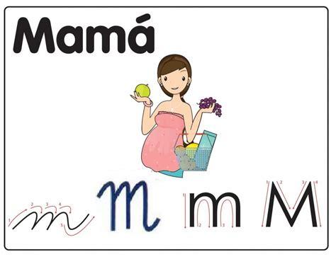 im 225 genes con la letra m para escolares fichas dibujos con la letra m laminas con dibujos para aprender