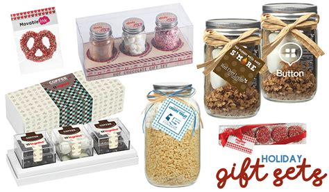 holiday gift sets that taste good too captiv8 promotions