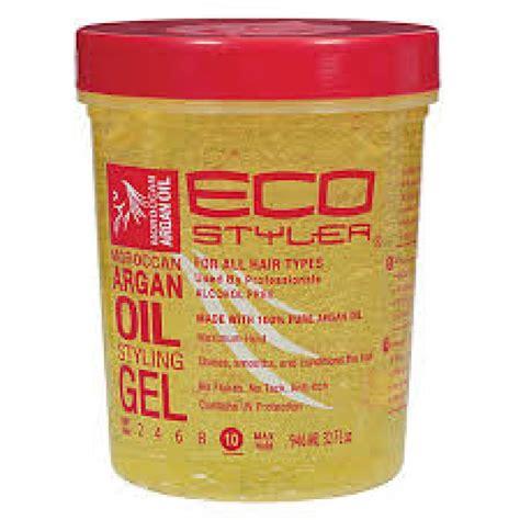 styling gel eco eco styler argan oil styling gel 16 oz