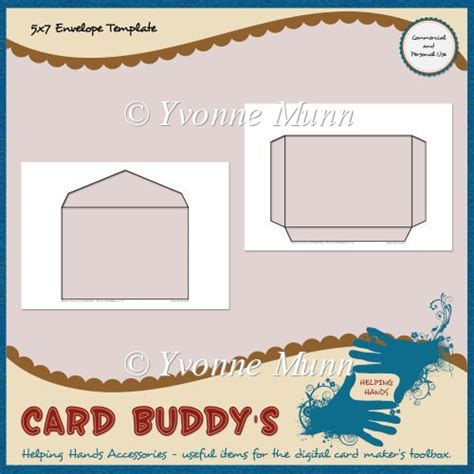5x7 index card template 5x7 envelope template cu pu 163 1 80 instant card