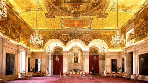 Floor Layouts by Exclusive Tour Inside The Rashtrapati Bhavan