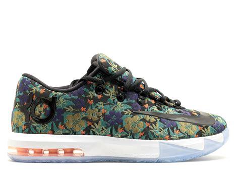 kd new year shoes kd 6 ext qs quot floral quot nike 652120 900 multi color