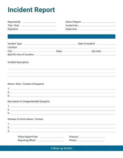 serious incident report template serious incident report template moonwalkgroup co