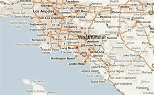 westminster california location guide