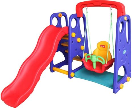 plastic swing and slide playset children fashion plastic slide and swing view kids swing