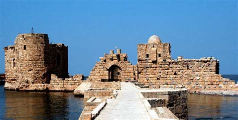 Lebanon's Saida Castle stands the test of time | islam.ru Islam World History Test