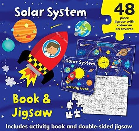 the story of the solar system classic reprint books book jigsaw solar system my and me