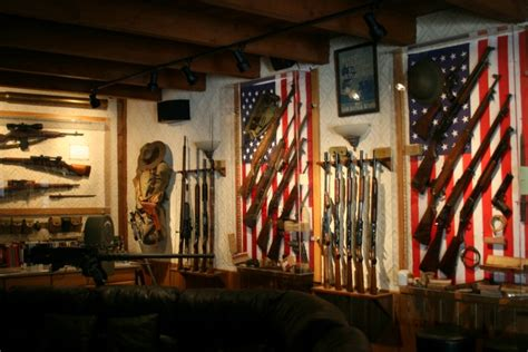 The Gun Room by How It All Started The Gun Room Lock Stock Barrel Investments