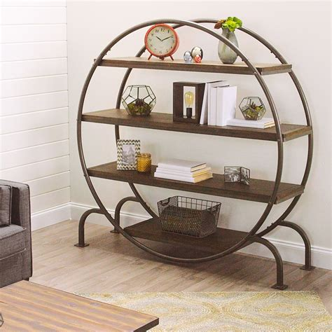 Dining Room Bar Furniture round bookcase world market