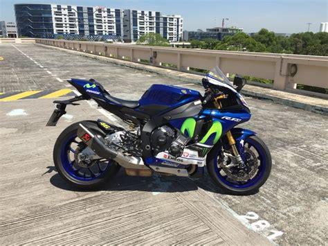 Yamaha R1 2015 Aufkleber by Abs Verkleidung Lackiert Yamaha R1 2015 2016 2017 Ymh R1 H