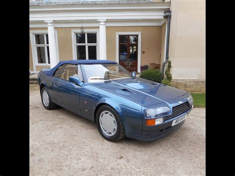 aston martin volante for sale 1990 aston martin zagato vantage volante for sale