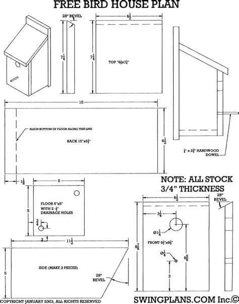 bird houses plans wood bird house plans pdf plans wood deck chair plans