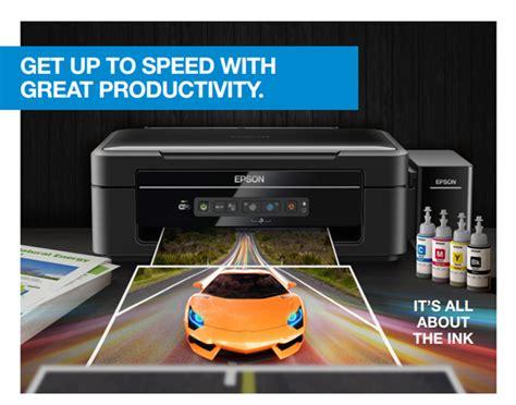 Printer Epson L360 Di Malang jual epson printer l360 murah bhinneka