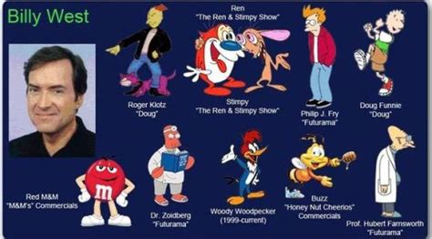 Rug Rats Characters An Evening With Ren Amp Stimpy S Billy West The Five Count