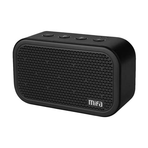 Speaker Xiaomi Mifa H1 Portable Audio Stereo And Play Original jual xiaomi mifa m1 bluetooth portable speaker cube with micro sd hitam harga