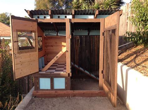 Garage Cabinet Design farmhouse blue chicken coop farmhouse garage and shed