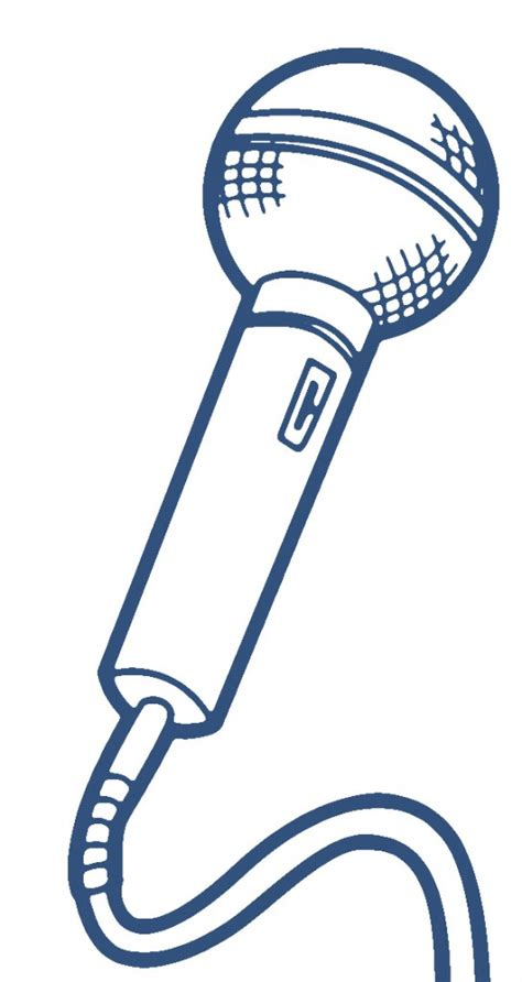 microphone clipart best microphone clip 8054 clipartion