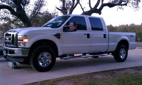 find used 2009 ford f250 diesel 4x4 xlt in leander texas united states for us 27 250 00