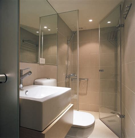 small bathroom open shower small space design a 498 square feet house in taiwan