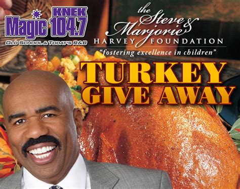 Steve Harvey Giveaway Today - cumulus knek af