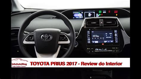 toyota prius  parte  review  interior youtube