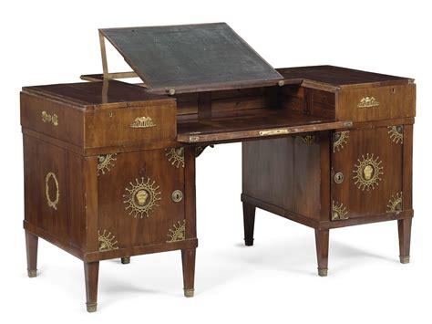 scrivania stile impero tavolo scrivania in stile impero secolo xix mobili