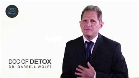 Dr Wolfe Detox by How To Stop Belly Bloating With Dr Darrell Wolfe Doc Of