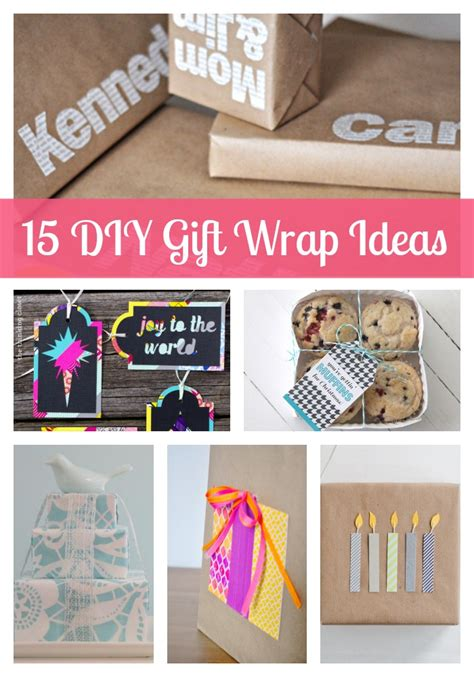diy gift wrapping 15 diy gift wrapping ideas the nerds